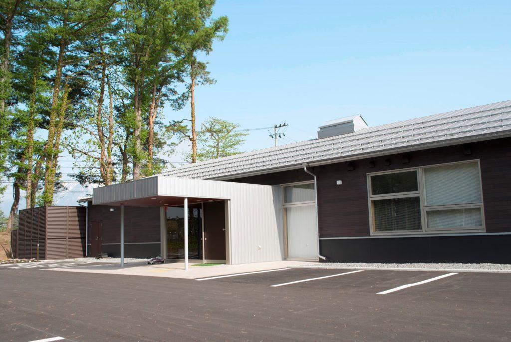 滝沢市IPU第2イノベーションセンター外観